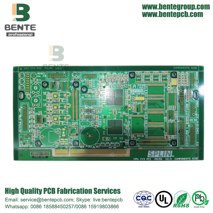 8 Layers Multilayer Pcb Fr4 Tg175 1oz China Manufacturer Printed Circuit Board