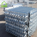 Helical Ground Screw Pile