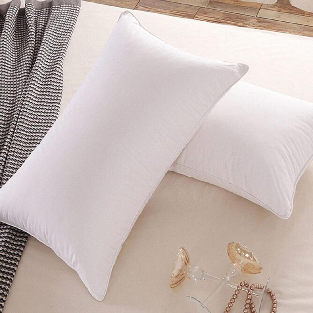 polyester fiberfill pillow