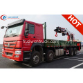 2019 New Sale Heavy Duty 25T Camion Grue