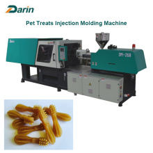 Fresh Dog Breath Injection Treats Molding Machine