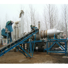 DHB20 Drum asphalt mixing plants