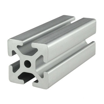 Extruded different types of aluminium sections suppliers