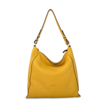 Slouchy Frye Melissa Medium Leather Relexed Hobo Bag