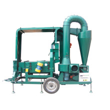 10 Years manufacturer for China Seed Cleaner Cum Grader,Soybean Seed Cleaner,Air Screen Cleaner Manufacturer Seed grain cleaner machine double air cleaning system export to Italy Factories