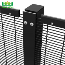 High security site 358- fencing panels