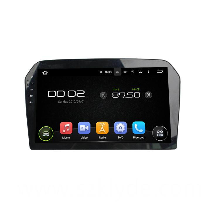voice command car radio player for Jetta