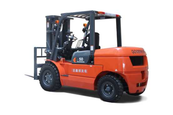 Forklift with Small Volume