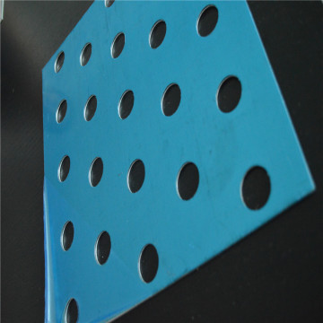 10X20mm Stainless Steel Perforated Metal Sheet