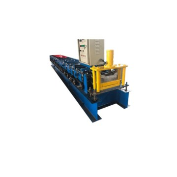 Low cost metal siding panels roll forming machine