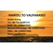 Hainan Haikou Sea Freight to Chile Valparasio