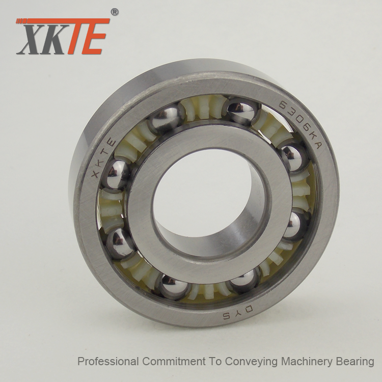 Nylon Plastic Material Cage Ball Bearing Price