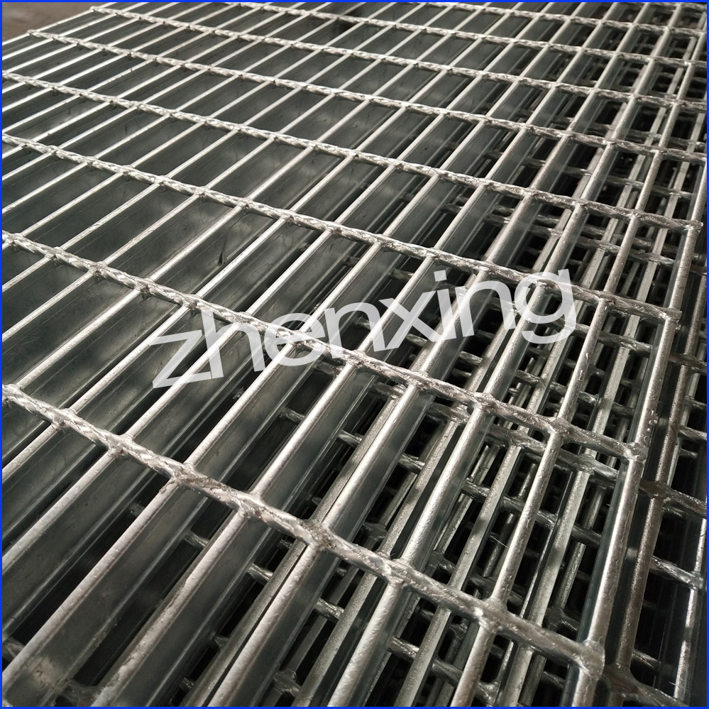 Aluminum I Bar Grating
