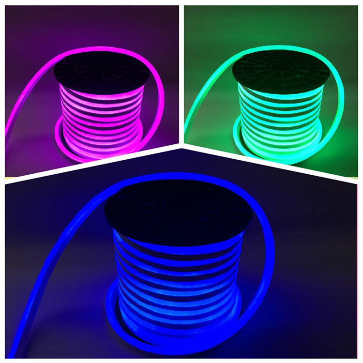 high brightness 60ft led neon light