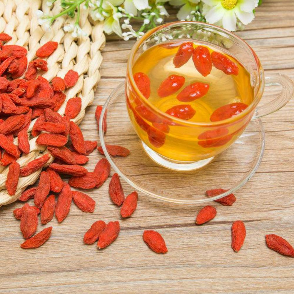 Dried Goji Berries Organic Wolfberry