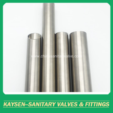 Sanitary seamless tube DIN11850 Stainless steel