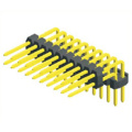 2.54mm Pin Header Double Plastic Angle