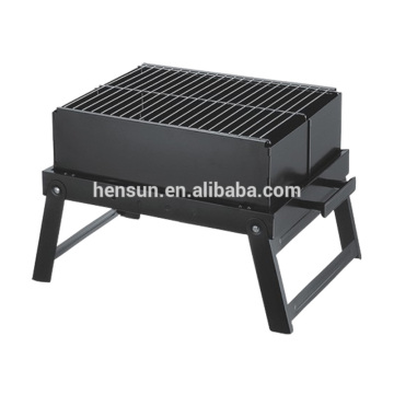 Outdoor Smoker Folding Charcoal Grill for Camping