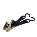 "1"" Motorcycle & Appliance Binding Strap with Hooks"