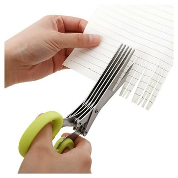 Multipurpose Kitchen Cutting Shear Herb Scissors