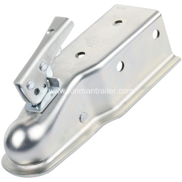 straight tongue trailer coupler 3 inch trailer tongue