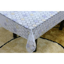 Printed pvc lace tablecloth at walmart