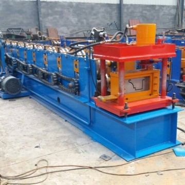 Colored Steel Downspout Roll Forming Machine