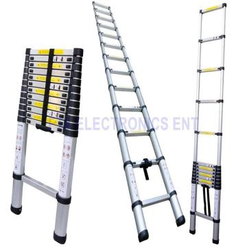 aluminum telescopic ladder 3.8m