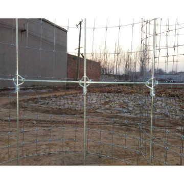 Rural High Tensile Livestock Fencing
