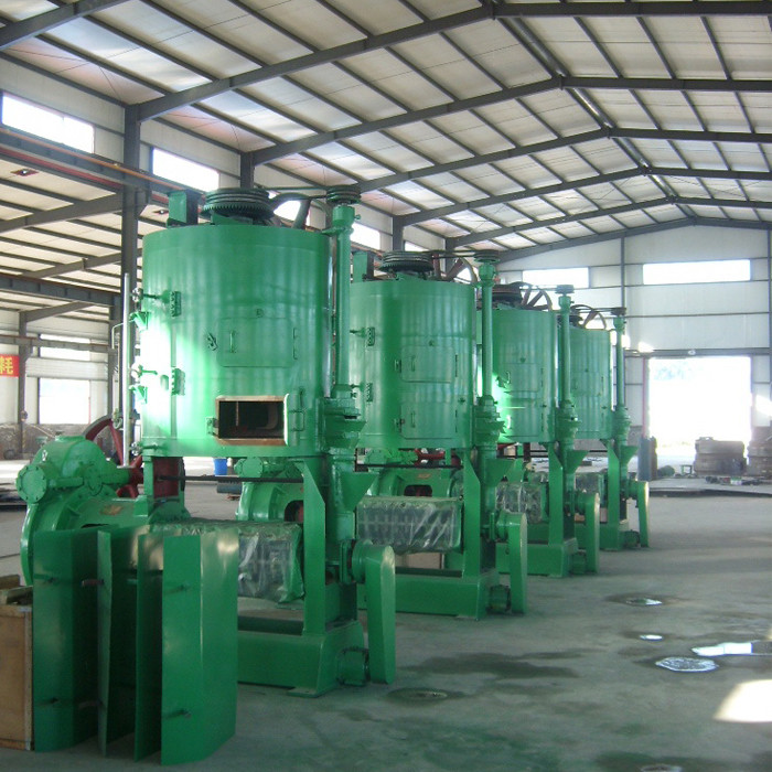 Edible Oil Extractor Machine