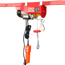 Monorail Hoist Mini Wire Rope Hoist Electrical