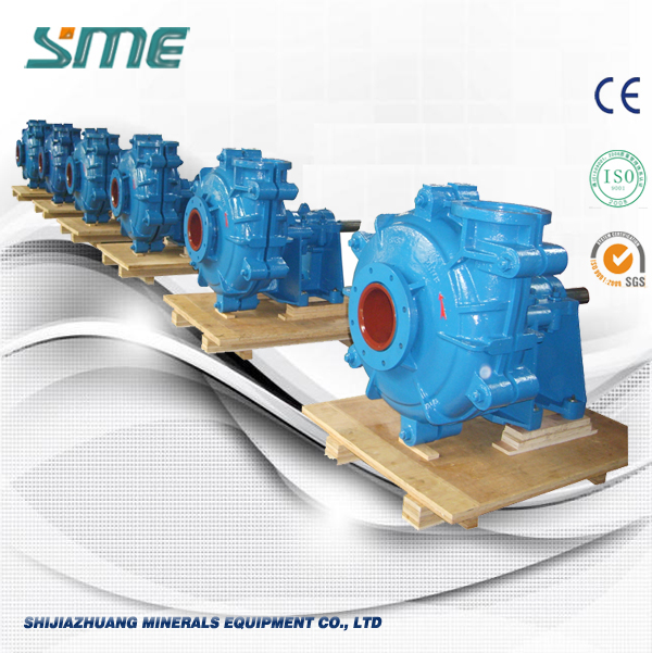 Heavy Duty Mine Dewatering Pump