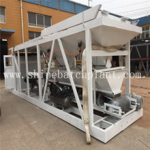 30 Portable Ready Concrete Batching Plant