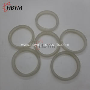 Dn125 Concrete Pump Spare Parts Rubber Gasket Seal