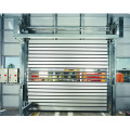 Turbo alumini Alloy Roller Shutter Door