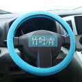 100% food grade durable silicone steering wheel cover