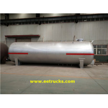 Customized for 50 CBM LPG Storage Tanks Used 13000 Gallon LPG Bullet Tanks supply to Liberia Suppliers