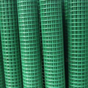 PVC Welded Wire Mesh For Garden Fence