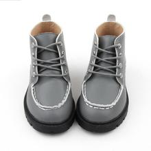 Rubber Sole Durable Baby Martin Boots