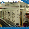 High quality SS 2400mm non-woven fabric making machine with CE certificate