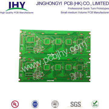 Customized FR4 94v-0 Quick Turn PCB Prototype Fabrication