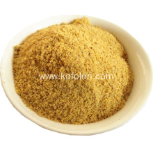 Dried mustard powder