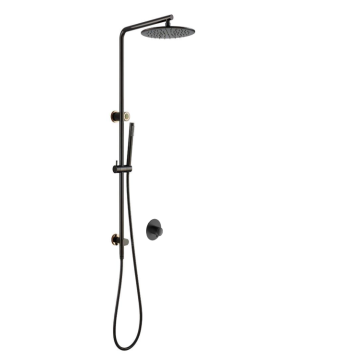 Fashion R curve & Water Saving Shower Set
