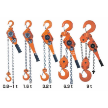 Good Quality for HSH Lever Blocks 1.5 ton HSH type chain lever hoist export to Russian Federation Importers