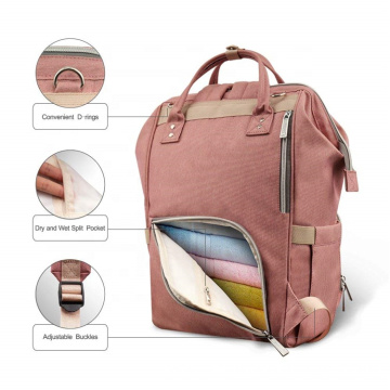 Durable Mummy Bag Organizer Insulation Travel Back Pack