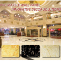 Hot Sale Fire Proof Plastic Marble Wall Panel