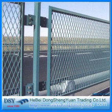 Fast Delivery for Diamond Steel Plate Net Environmental Expanded Metal Safety Fence supply to Rwanda Importers