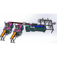 Face Mask Making Machine for Export
