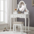 Home furniture Simple mirrored dressing table