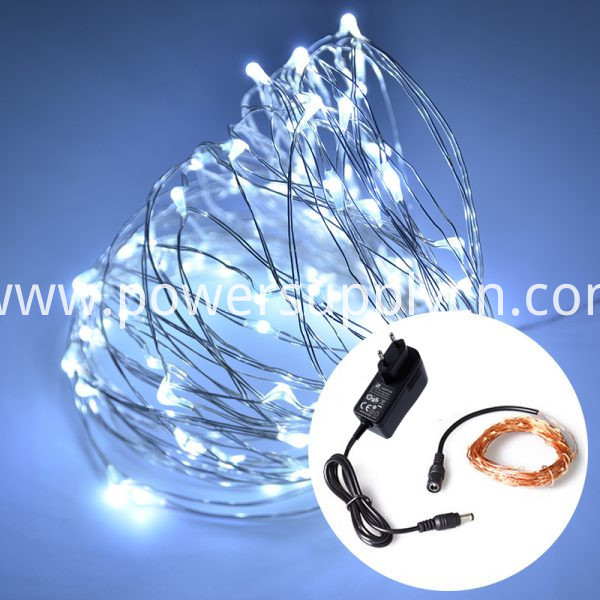 Adapter Operated Led Christmas Tree Lights58088512848